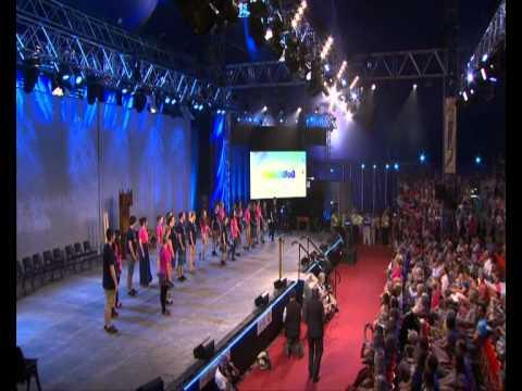 Fflachmob Steddfod Bro Morgannwg 2012
