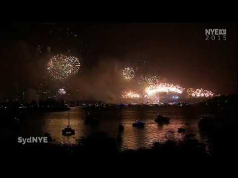 ABC : NYE 2015/16 | Sydney Countdown & Fireworks