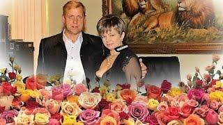 Поздравление семье Зубковых Олегу и Оксане с серебряной свадьбой