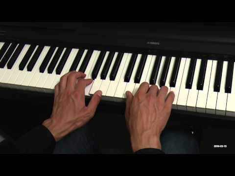 """Tourelay, Tourelay"" - Traditional Irish Folk Song (Easy Piano)"
