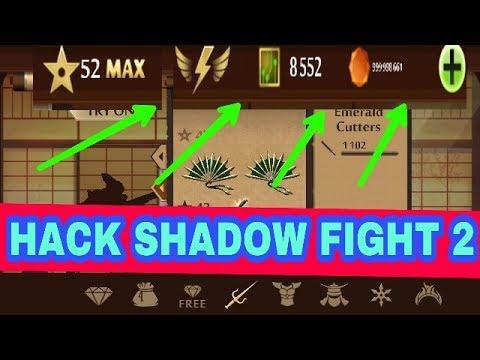 Shadow fight 2 mod level 99