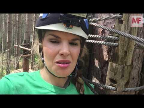 Treetop Trekking in Ganaraska Forest VLOG