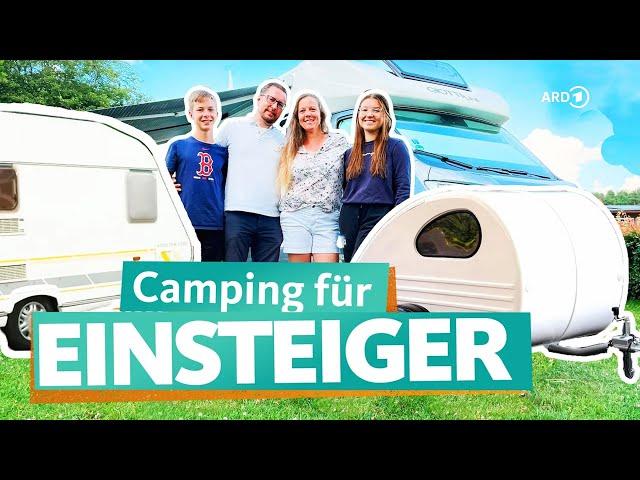 Camper-Anfängerfehler - Tipps für Einsteiger (3/3) | WDR Reisen