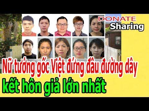 Donate Sharing | N,ữ tướng gốc Việt đứng đầu đ,ư,ờ,ng d,â,y k,ế,t h,ô,n gi,ả lớn nhất