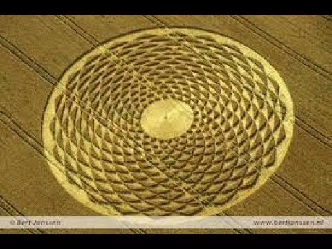 UFOLOGICAL study: interpreted guidelines of a Crop Circle (2018)