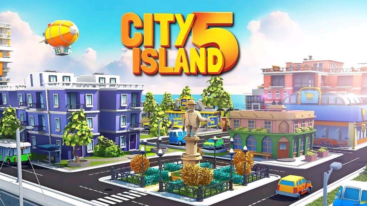City Island 5 Hacks Mac