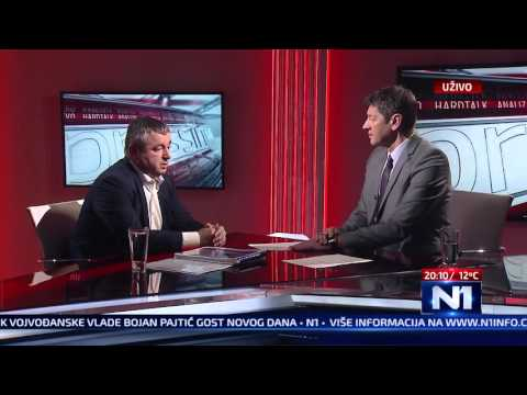 N1 Pressing: Dušan Bajatović (12.1.2016)