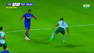 Atlético Zacatepec 2 - 3 Cruz Azul  Jornada 2 Apertura 2018 Copa MX
