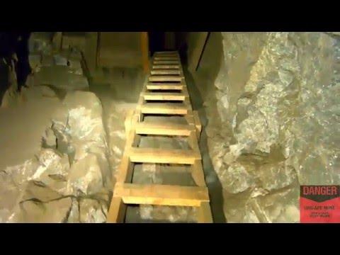Exploring Underground The Big Budget Abandoned Mine