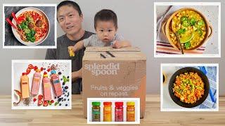 Splendid Spoon Unboxing & Review