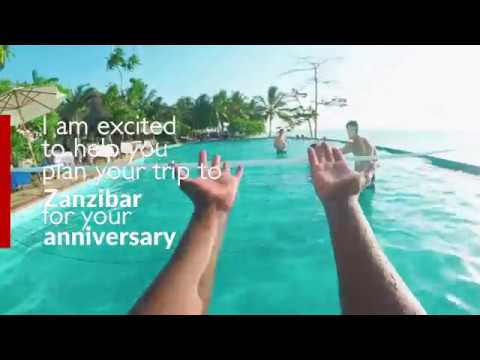 Personalized Video Example for a Travel Agency