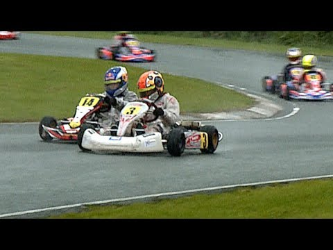 From Karting to F1: Lando Norris Karting Aged 11 (McLaren F1 in 2019)