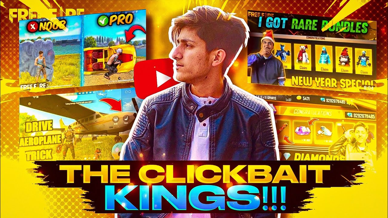 Download CLICKBAIT KINGS EXPOSED🔥| AS GAMING | #FAMCLASHERS