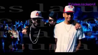 Wisin & Yandel, Chris Brown y T-Pain ~ Algo Me Gusta De Ti (en Español)