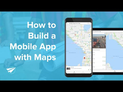 How To Create An App With Google Maps And Geolocation In 5 Minutes Without Code