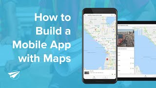 How to Create an App with Google Maps and Geolocation in 5 Minutes Without Code screenshot 3