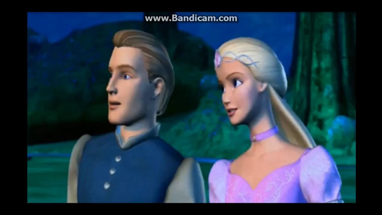 Barbie le lac des cygnes soir e dans la for t youtube - Barbie le lac des cygnes ...