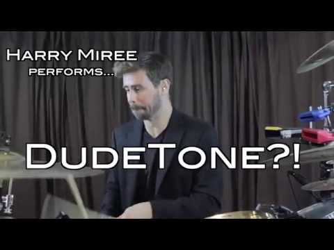 DudeTone - The iPhone Ringtone Drum Jam