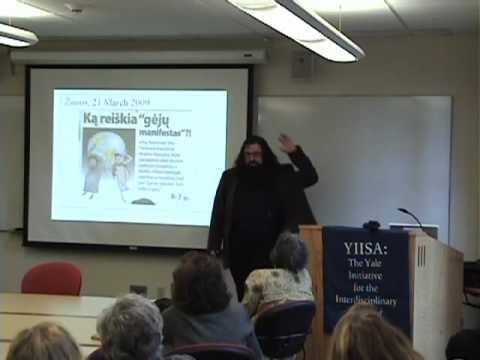 Dovid Katz's seminar at Yale Unversity's YIISA, 14 April 2011.mp4