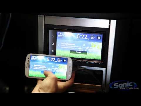Sony XAV-701HD Car Stereo in a VW R32 | Featuring MirrorLink and TeleNav Navigation