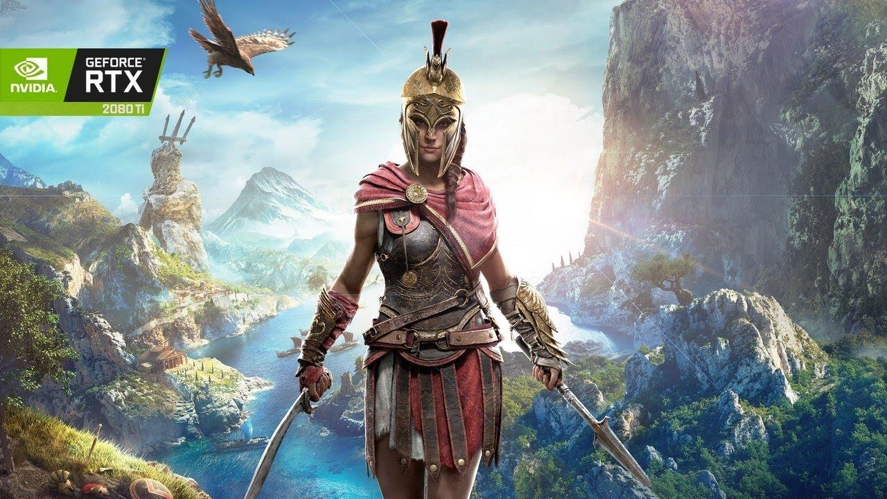 NVIDIA 2080 Ti vs  1080 Ti Assassin's Creed Odyssey Ultra Setting 4K  Benchmark