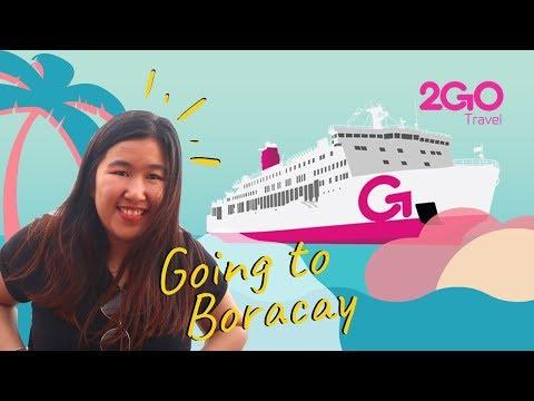 Going to Boracay via 2Go Travel | Summer 2019 Pt 1