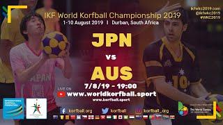 IKF WKC 2019 JPN-AUS