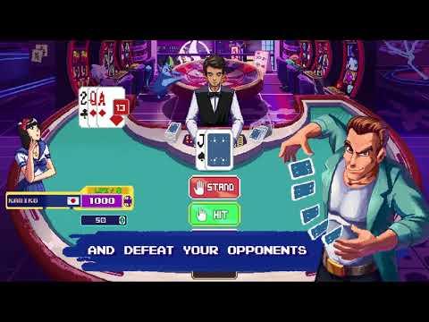 Super Blackjack Battle II Turbo Edition [XOne/PC] Xbox One Release Trailer