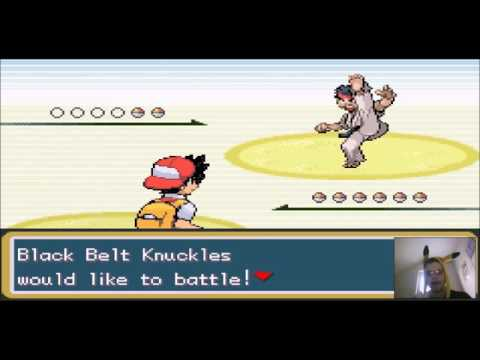 Foss Plays: Pokemon - Red Chapter #11: White Girl ROCKETS
