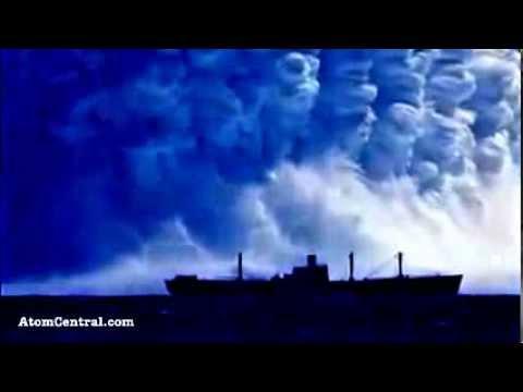 Hydrogen bomb blast Memorial HQ America