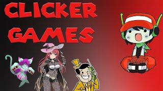 Clicker Games - FulltimeGames