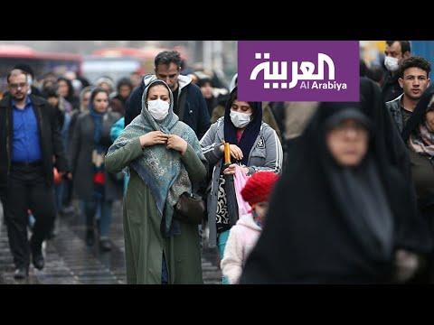 مشاهد تظهر شوارع مزدحمة في طهران رغم الانتشار الكبير لكورونا بها  - نشر قبل 2 ساعة