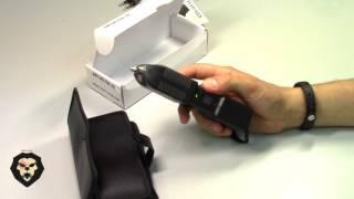 Электрошокер с сиреной Оса Аларм TW-10 (Видео-Обзор)