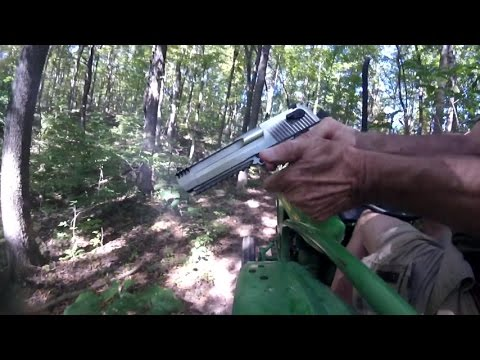 Thumbnail: Desert Eagle Tractor Drive-by