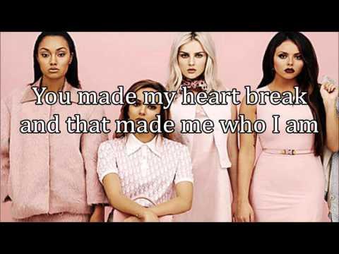 Little Mix - Shout Out to My Ex (Lyrics)