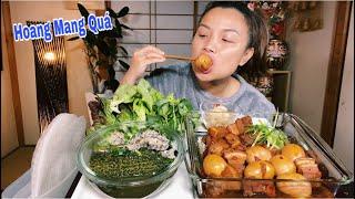 Thịt Kho Trứng Cuốn Bánh Tráng & Canh Khổ Qua - Kể Chuyện Sa Gặp Ma #506