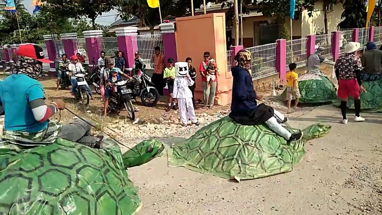 Karnaval desa Undaan 20 Agustus 2017 by hasan udin