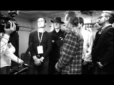 NOTOCO Poznań 24 10 2014- Wywiad przed koncertem Jerzy Grunwald