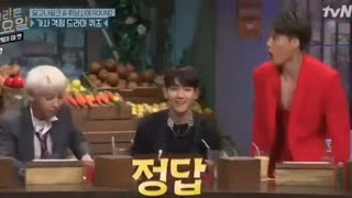 Download Chanyeol steals Kai's answer   P.O didn't recognise his own Block B song (Amazing Saturday)