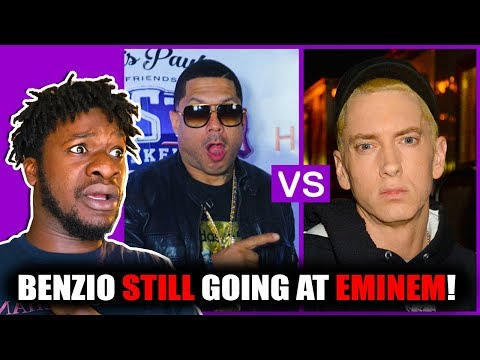 Benzino Is STILL Going At Eminem!? (Talks About Proof!)