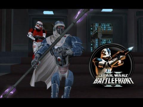 Star Wars Battlefront II (PC) HD: Marvel4's Era Mod - Coruscant   Clone Wars