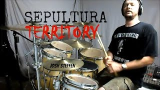 Download Video SEPULTURA - Territory (live) - drum cover MP3 3GP MP4