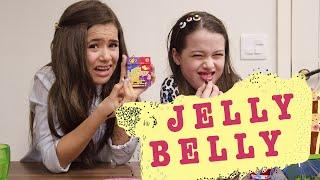 #Maisera com Julia Silva - Desafio Jelly Belly - Bean Boozled Challenge