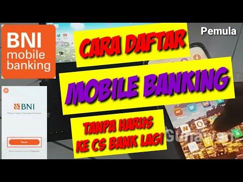 UJICOBA CARA MEMBUAT USER ID BNI MOBILE BANKING LEWAT APLIKASI TANPA HARUS KE BANK | BELUM TERBUKTI.