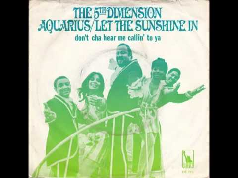 The Fifth Dimension - Medley Aquarius - Let The Sunshine In