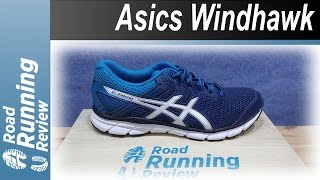 Asics Windhawk Preview