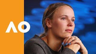 Caroline Wozniacki press conference (3R) | Australian Open 2020