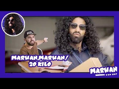 MARWAN MARWAN / 20 KILO FEAT. KHALID BOUNOUAR
