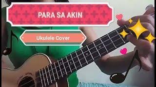 Para Sa Akin - Sitti Navarro (Ukulele Short Cover)