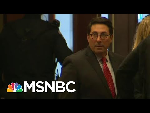 President Donald Trump's Legal Team To Argue He 'Did Nothing Wrong' On Ukraine | MSNBC